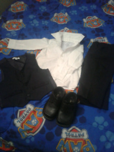 3 pc outfit with shoes