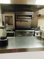 Test kitchen for rent in Barrie