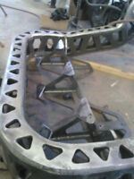 CNC plasma cutting / design