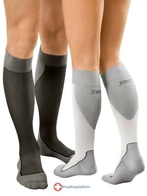 Jobst Sport Sock Knee High 15-20 MMHg Compression Support Me