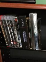 Ps3 games and steelbooks for sale