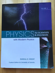 Physics for Scientists & Engineers Volume 1