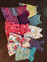 Girls size 4-6 Summer Clothes