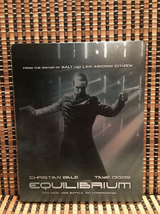 Equilibrium: Steelbook (2-Disc Blu-ray/DVD, 2011)Writer Of Salt/