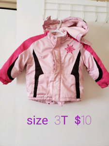 3T outerwear