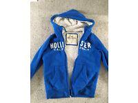 Hollister men's size M hoody