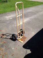 Hand truck . Dolly $30 OBO 962-6195