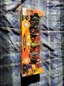 Doctor Who 6 Figure Collectable Set Series 1