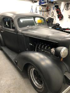 1936 chevy standard w6.0L LS $22k takes it