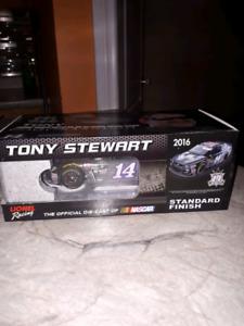Nascar Tony Stewart last ride diecast