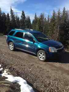 2006 Chevrolet Equinox LT SUV, Crossover. AWD perfect go winter!