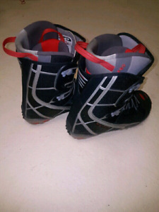 Snowboard Boots Mens Size 12