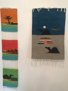 Handmade Egyptian Wool Kilims