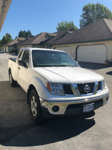 2008 Nissan Frontier 4wd. 153,000kms