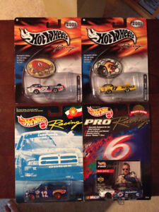 BUBBA - More and More Packaged HOT WHEELS #1i