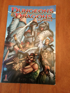 Dungeons Dragons Classics - volume 1 - in english