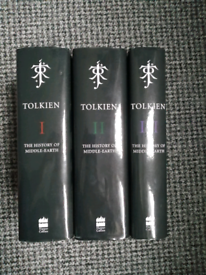 The Complete History of Middle-Earth by J. R. R. Tolkien - New
