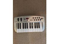 M-Audio Oxygen 8 25 Key Midi Keyboard Controller