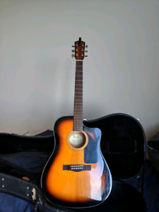 Fender Acoustic with Plugins and Auto-Tuner