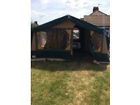 Conway Mirage 6 Berth Trailer Tent