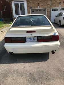 1988 Ford Mustang LX Other
