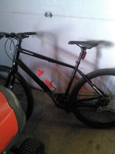 Brand new Norco indie 3 commuter bike!