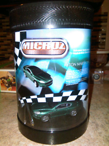 Microz RC car. Aston Martin DB9