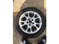 "5x110 16"" alloys Vauxhall Opel drift rwd wheels"