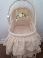 First years baby bassinet