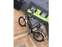 Free go electric bike