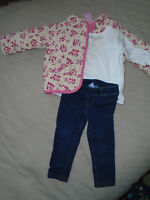 ♥ Girls clothing size  2T   ALL 10$ ♥