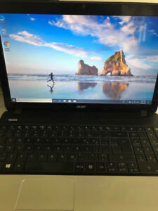 Gateway laptop - win 10 - 4gb ram - 500 gb hdd - hdmi