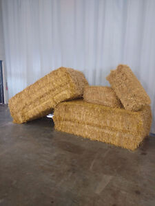 QUALITY WHEAT AND OATS STRAW, DELIVERED. SEE DETAILS