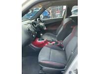2011 Nissan Juke 1.6 ACENTA PREMIUM 5d 117 BHP Hatchback Petrol Manual