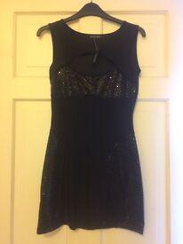 A beautiful little black dress size 10