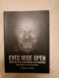 Andy Powell Wishbone Ash Autobiography