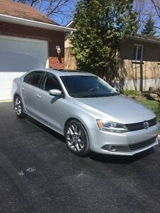 2014 Volkswagen Jetta hightline Berline