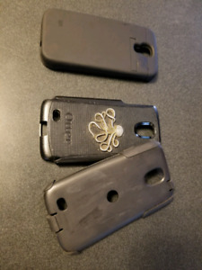 Samsung Galaxy S4 battery case & otterbox