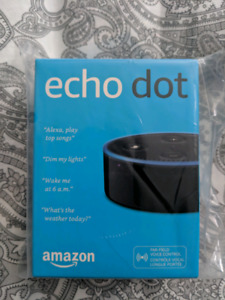 BNIB - Echo dot (2nd generation)