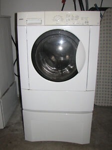 Kenmore dryer with pedestal and kenmore washer pedestal