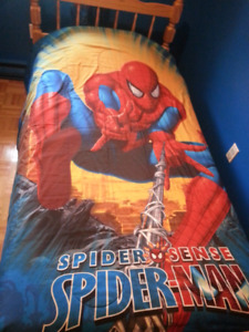 Spider-Man room decor