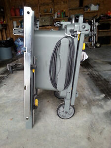 "Table Saw  10"" H-D Mastercraft Maxium"