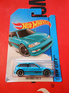 Honda civic '90 Hot wheels