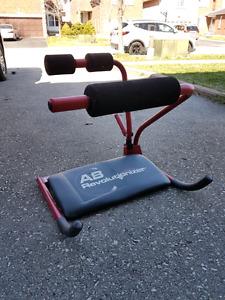Ab Revolutionizer workout machine