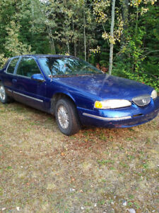 1998 Ford Cougar Coupe (2 door)