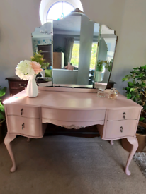 Vintage French Louis Style dressing table