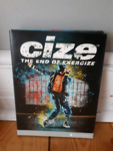 Cize workout DVDs with country heat dvd