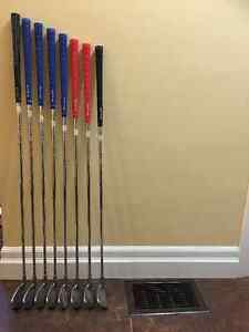 Ping i15 irons and G15 drive Peterborough Peterborough Area image 1