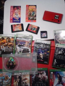 $10 Each XBOX ONE /   GENESIS COLLECTION GAMECUBE FINAL FANTASY