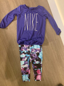 Baby Girl 18 Month Nike Two-Piece